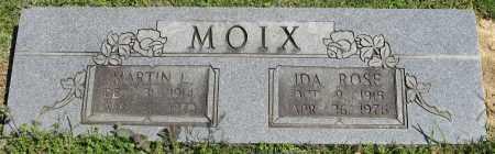 MOIX, IDA ROSE - Faulkner County, Arkansas | IDA ROSE MOIX - Arkansas Gravestone Photos