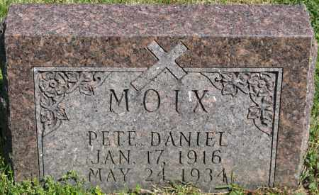 MOIX, PETE DANIEL - Faulkner County, Arkansas | PETE DANIEL MOIX - Arkansas Gravestone Photos