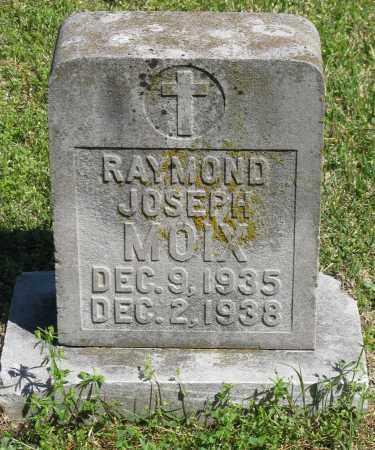 MOIX, RAYMOND JOSEPH - Faulkner County, Arkansas | RAYMOND JOSEPH MOIX - Arkansas Gravestone Photos