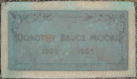 MOORE, DOROTHY - Faulkner County, Arkansas | DOROTHY MOORE - Arkansas Gravestone Photos