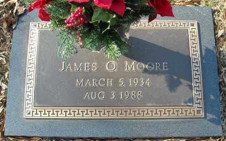 MOORE, JAMES O. - Faulkner County, Arkansas | JAMES O. MOORE - Arkansas Gravestone Photos