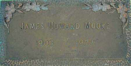 MOORE, JAMES HOWARD - Faulkner County, Arkansas | JAMES HOWARD MOORE - Arkansas Gravestone Photos