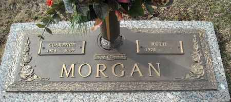 MORGAN, CLARENCE - Faulkner County, Arkansas | CLARENCE MORGAN - Arkansas Gravestone Photos