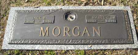 MORGAN, JACK B. - Faulkner County, Arkansas | JACK B. MORGAN - Arkansas Gravestone Photos