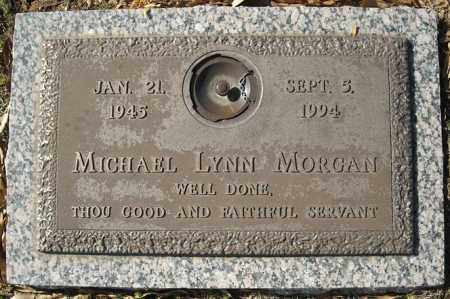 MORGAN, MICHAEL LYNN - Faulkner County, Arkansas | MICHAEL LYNN MORGAN - Arkansas Gravestone Photos