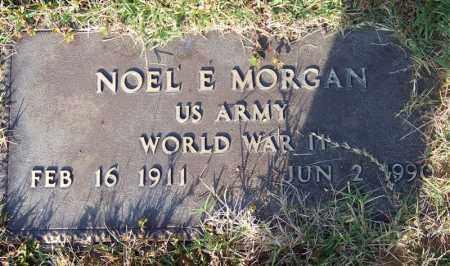 MORGAN (VETERAN WWII), NOEL E - Faulkner County, Arkansas | NOEL E MORGAN (VETERAN WWII) - Arkansas Gravestone Photos