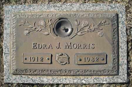 MORRIS, EDRA J. - Faulkner County, Arkansas | EDRA J. MORRIS - Arkansas Gravestone Photos