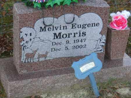 MORRIS, MELVIN EUGENE - Faulkner County, Arkansas | MELVIN EUGENE MORRIS - Arkansas Gravestone Photos