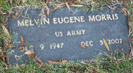 MORRIS  (VETERAN), MELVIN EUGENE - Faulkner County, Arkansas | MELVIN EUGENE MORRIS  (VETERAN) - Arkansas Gravestone Photos