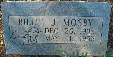 MOSBY, BILLIE J. - Faulkner County, Arkansas | BILLIE J. MOSBY - Arkansas Gravestone Photos