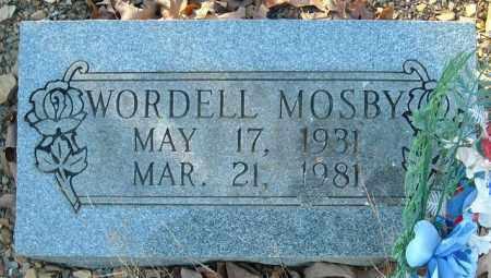 MOSBY, WORDELL - Faulkner County, Arkansas | WORDELL MOSBY - Arkansas Gravestone Photos