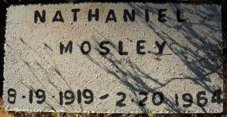 MOSLEY, NATHANIEL - Faulkner County, Arkansas | NATHANIEL MOSLEY - Arkansas Gravestone Photos