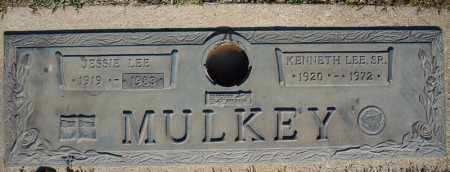 MULKEY, JESSIE LEE - Faulkner County, Arkansas | JESSIE LEE MULKEY - Arkansas Gravestone Photos