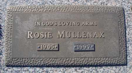 MULLENAX, ROSIE - Faulkner County, Arkansas | ROSIE MULLENAX - Arkansas Gravestone Photos
