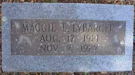 MYBARGER, MAGGIE L. - Faulkner County, Arkansas | MAGGIE L. MYBARGER - Arkansas Gravestone Photos