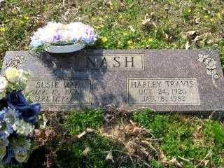 NASH, HARLEY TRAVIS - Faulkner County, Arkansas | HARLEY TRAVIS NASH - Arkansas Gravestone Photos