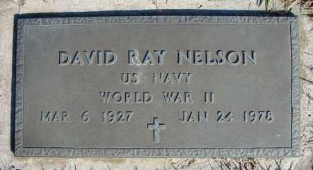 NELSON (VETERAN WWII), DAVID RAY - Faulkner County, Arkansas | DAVID RAY NELSON (VETERAN WWII) - Arkansas Gravestone Photos