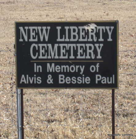 *NEW LIBERTY SIGN,  - Faulkner County, Arkansas |  *NEW LIBERTY SIGN - Arkansas Gravestone Photos