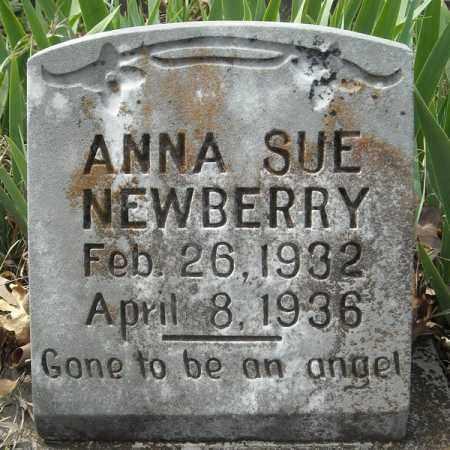 NEWBERRY, ANNA SUE - Faulkner County, Arkansas | ANNA SUE NEWBERRY - Arkansas Gravestone Photos