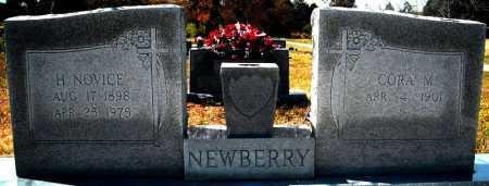 NEWBERRY, CORA M. - Faulkner County, Arkansas | CORA M. NEWBERRY - Arkansas Gravestone Photos