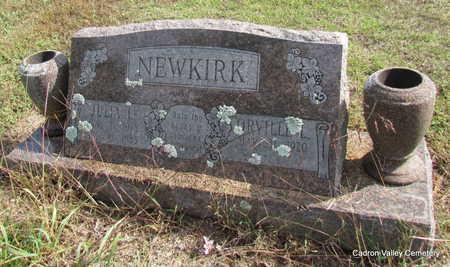 NEWKIRK, JULIA LEE - Faulkner County, Arkansas | JULIA LEE NEWKIRK - Arkansas Gravestone Photos