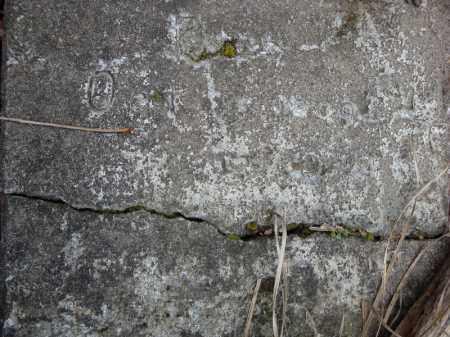 NOBLES (LOWER PART OF STONE), NETTIE - Faulkner County, Arkansas | NETTIE NOBLES (LOWER PART OF STONE) - Arkansas Gravestone Photos
