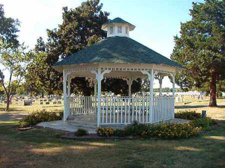 *GAZEBO,  - Faulkner County, Arkansas |  *GAZEBO - Arkansas Gravestone Photos