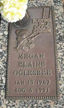 OGLESBEE, MEGAN ELAINE - Faulkner County, Arkansas | MEGAN ELAINE OGLESBEE - Arkansas Gravestone Photos