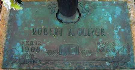 OLIVER, ROBERT M. - Faulkner County, Arkansas | ROBERT M. OLIVER - Arkansas Gravestone Photos