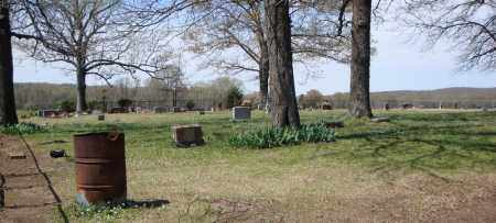 *CARTER CEMETERY OVERVIEW 1,  - Faulkner County, Arkansas |  *CARTER CEMETERY OVERVIEW 1 - Arkansas Gravestone Photos