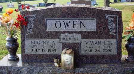 OWEN (2), EUGENE A. - Faulkner County, Arkansas | EUGENE A. OWEN (2) - Arkansas Gravestone Photos