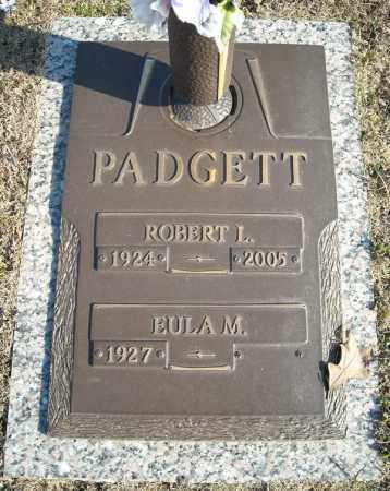 PADGETT, ROBERT L. - Faulkner County, Arkansas | ROBERT L. PADGETT - Arkansas Gravestone Photos