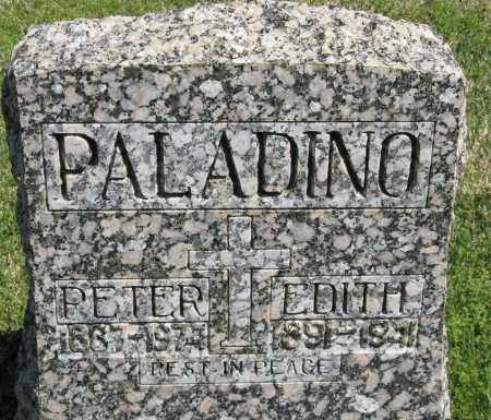 PALADINO, PETER - Faulkner County, Arkansas | PETER PALADINO - Arkansas Gravestone Photos