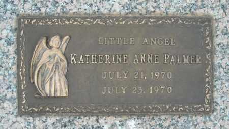 PALMER, KATHERINE ANNE - Faulkner County, Arkansas | KATHERINE ANNE PALMER - Arkansas Gravestone Photos