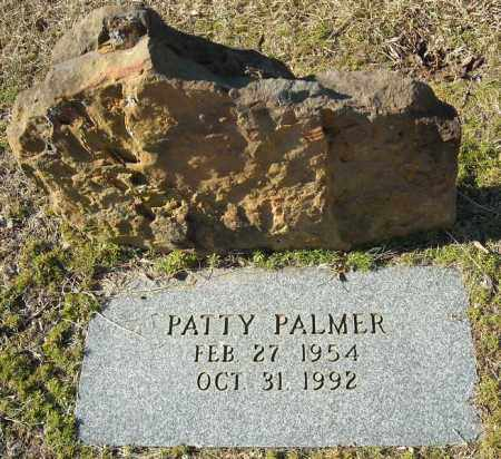 PALMER, PATTY - Faulkner County, Arkansas | PATTY PALMER - Arkansas Gravestone Photos