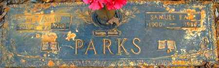 SHAW PARKS, RUBY - Faulkner County, Arkansas | RUBY SHAW PARKS - Arkansas Gravestone Photos