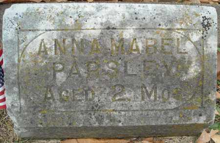 PARSLEY, ANNA MABEL - Faulkner County, Arkansas | ANNA MABEL PARSLEY - Arkansas Gravestone Photos