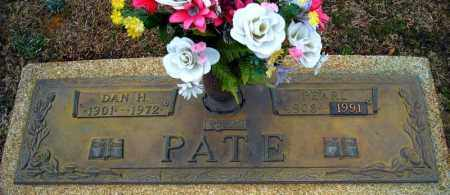 PATE, PEARL - Faulkner County, Arkansas | PEARL PATE - Arkansas Gravestone Photos