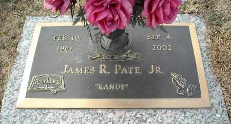 PATE, JR., JAMES R. - Faulkner County, Arkansas | JAMES R. PATE, JR. - Arkansas Gravestone Photos