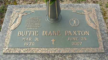 PAXTON, BUFFIE DIANE - Faulkner County, Arkansas | BUFFIE DIANE PAXTON - Arkansas Gravestone Photos