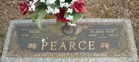 PEARCE, ELMER RAY - Faulkner County, Arkansas | ELMER RAY PEARCE - Arkansas Gravestone Photos