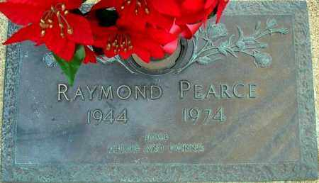 PEARCE, RAYMOND - Faulkner County, Arkansas | RAYMOND PEARCE - Arkansas Gravestone Photos