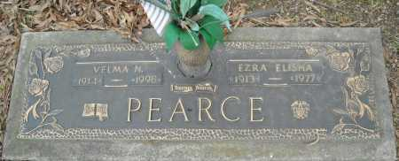 PEARCE, VELMA N. - Faulkner County, Arkansas | VELMA N. PEARCE - Arkansas Gravestone Photos