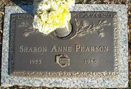 PEARSON, SHARON ANNE - Faulkner County, Arkansas | SHARON ANNE PEARSON - Arkansas Gravestone Photos