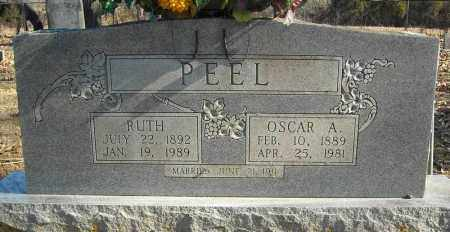 PEEL, RUTH - Faulkner County, Arkansas | RUTH PEEL - Arkansas Gravestone Photos