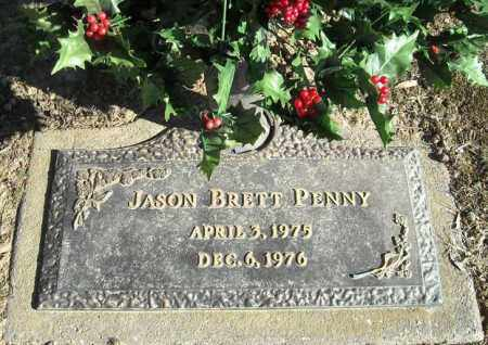 PENNY, JASON BRETT - Faulkner County, Arkansas | JASON BRETT PENNY - Arkansas Gravestone Photos