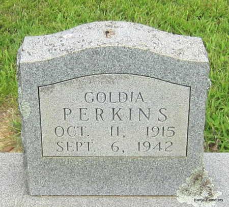 PERKINS, GOLDIA - Faulkner County, Arkansas | GOLDIA PERKINS - Arkansas Gravestone Photos