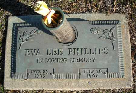PHILLIPS, EVA LEE - Faulkner County, Arkansas | EVA LEE PHILLIPS - Arkansas Gravestone Photos