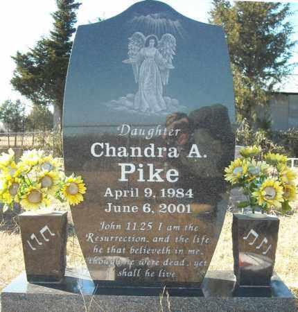 PIKE, CHANDRA A. - Faulkner County, Arkansas | CHANDRA A. PIKE - Arkansas Gravestone Photos