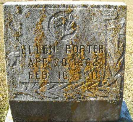 PORTER, ELLEN - Faulkner County, Arkansas | ELLEN PORTER - Arkansas Gravestone Photos